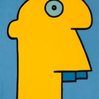 KOUICHI FINE ARTS Yellow Head