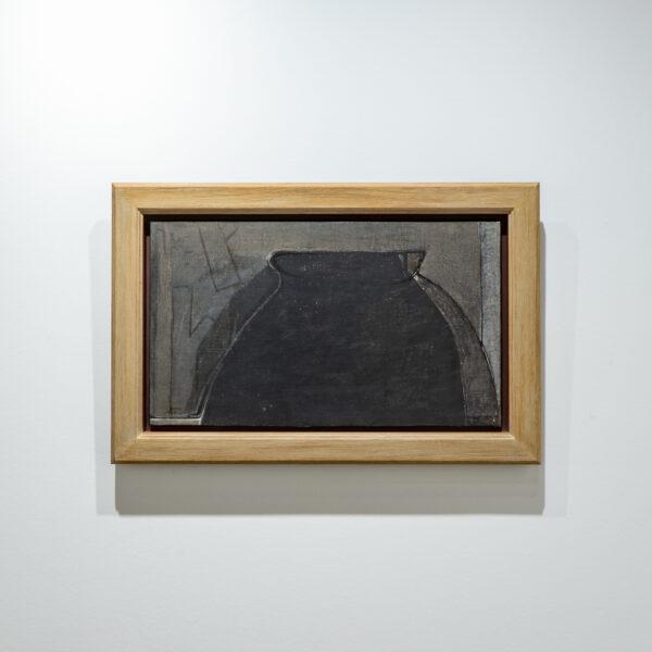 Black Pot 黒い壺 Tetsuo Mizu