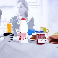 Breakfast 6 Mari Kuroda