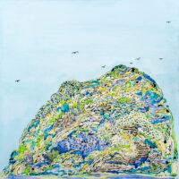 Beginning of spring 春のはじまり Nobuko Sugio Kouichi Fine Arts art gallery osaka