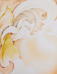 Spring breeze 春風の襲来 Mayumi Yamae Kouichi Fine Arts Arts art gallery osaka