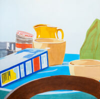 The Breakfast of Her Friend / Bourne Identity Mari Kuroda Kouichi Fine Arts