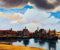 View of Delft デルフトの眺望 Shinji Ogawa