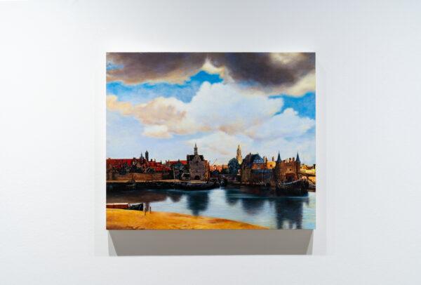 View of Delft デルフトの眺望 Shinji Ogawa KOUICHI FINE ARTS