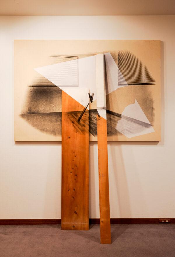 "series of ""a piece of room"" Hiroaki Hamada"
