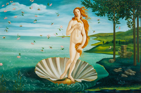 The Birth of Venus Ⅰ Shinji Ogawa KOUICHI FINE ARTS