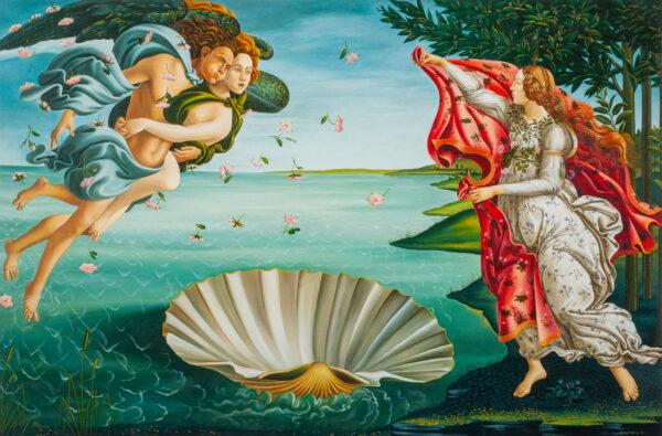 The Birth of Venus Ⅱ Shinji Ogawa KOUICHI FINE ARTS