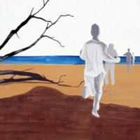 Oasis. / Priscilla Mari Kuroda KOUICHI FINE ARTS