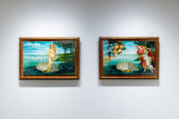 The Birth of Venus Ⅰ & Ⅱ Shinji Ogawa KOUICHI FINE ARTS