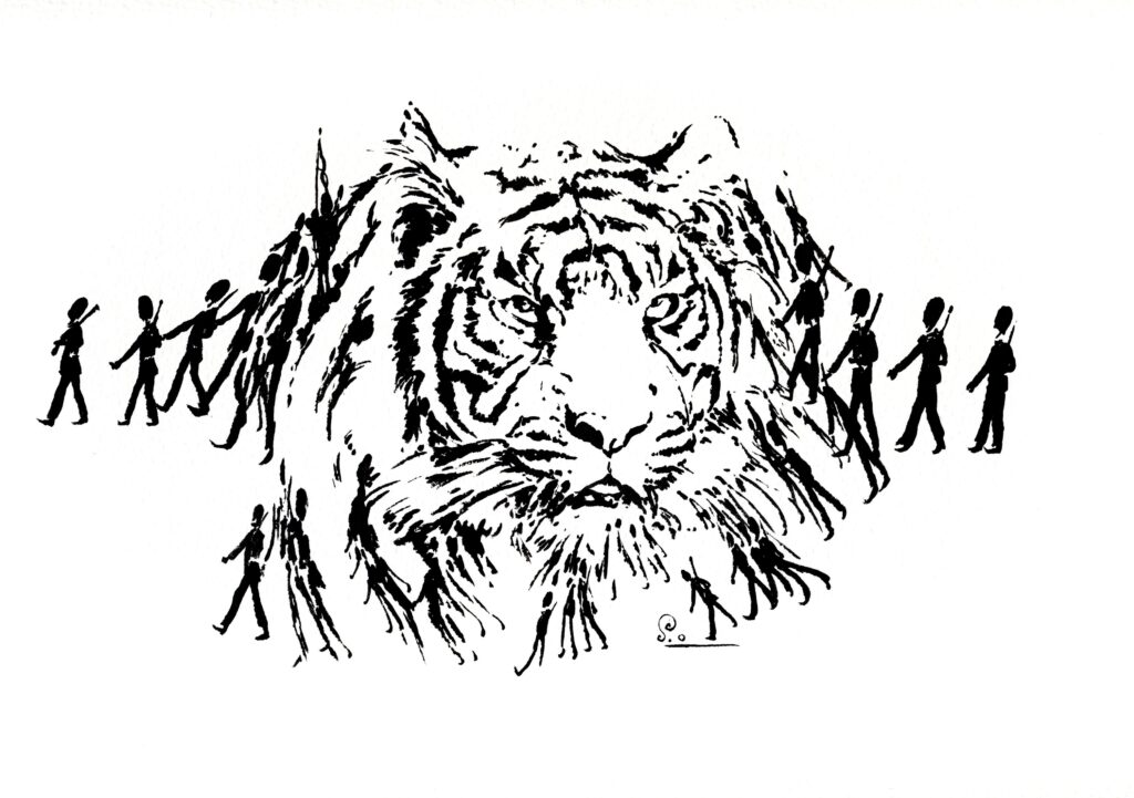 London Tiger Shinji Ogawa