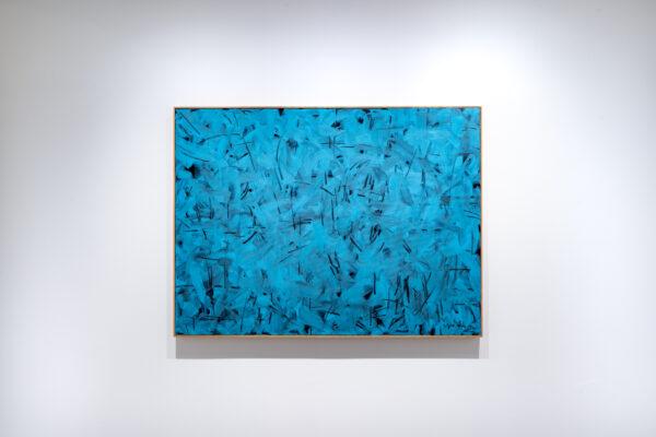 I's portrait (CO-1259) Yoshimi Okuda 奥田善巳 Kouichi Fine Arts アートギャラリー 大阪