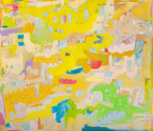 Morning Sounds Nobuko Sugio Kouichi Fine Arts アートギャラリー 大阪