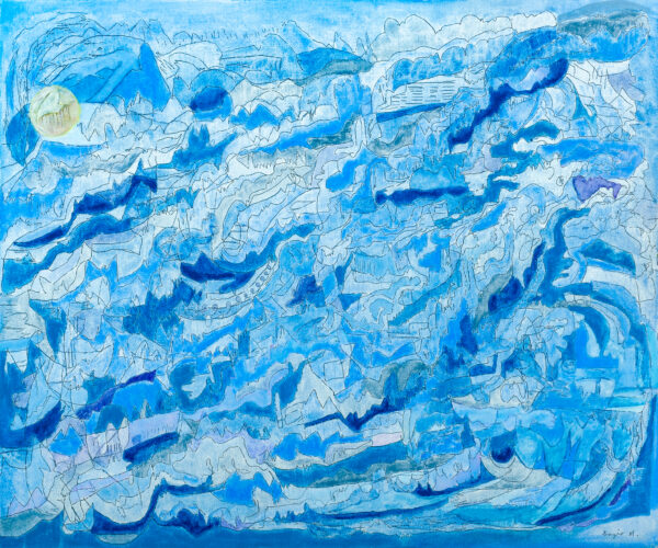 Before Night Falls Nobuko Sugio Kouichi Fine Arts アートギャラリー 大阪