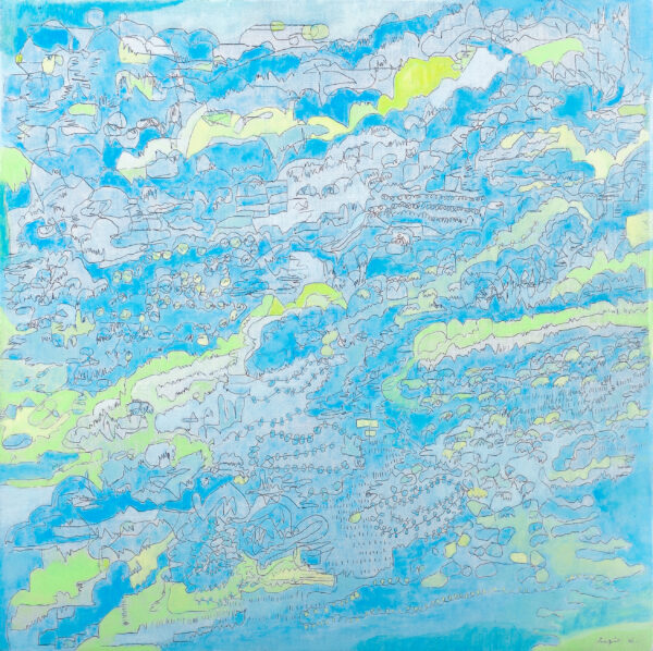 Look up in the sky Nobuko Sugio Kouichi Fine Arts アートギャラリー 大阪