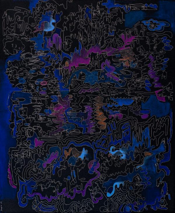 Sleeping Nobuko Sugio Kouichi Fine Arts アートギャラリー 大阪