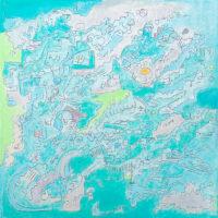 Spring breeze Nobuko Sugio Kouichi Fine Arts アートギャラリー 大阪