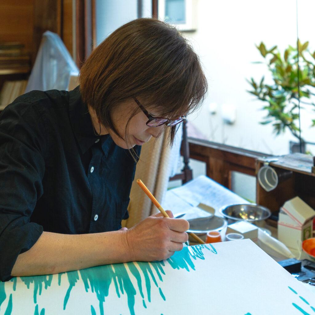 kuroda Mari profile pic