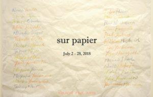KOUICHI FINE ARTS Exhibitions sur papier